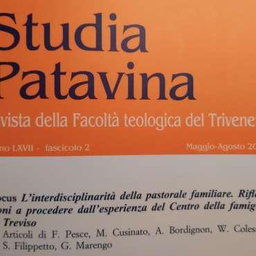 Il Centro della Famiglia su Studia Patavina